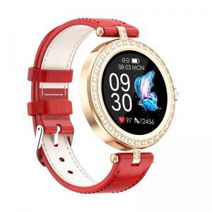 China S28 1.09 Inch Round Screen Smartwatch Ladies Realtek 8762C on sale
