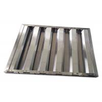 Cheap Corrosion Resistance Commercial Kitchen Hood Filters For Ventilation System wholesale