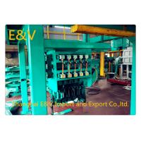 Cheap Upcasting Copper Rod Machine 8000mt Yearly Capacity 7920H working hour wholesale