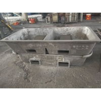 Buy cheap Remelting Storage ASTM A27 65-35 1500LB Dross Pan from wholesalers