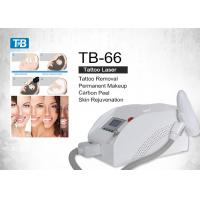 Buy cheap Salon Use CE Approved Eyebrow Tattoo Removal 1064 nm 532nm Nd Yag Laser Machine from wholesalers