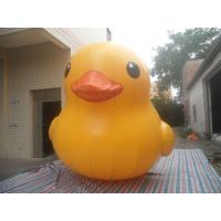Cheap Commercial Show Airtight Inflatable Duck Cartoon For Water Games EN14960 EN71 wholesale