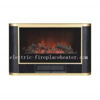 Cheap High Efficiency Wall Mounted Electric Fireplace Heater Stove For Living Room wholesale