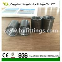 Cheap Seamless and welding steel pipe sockets ,thread half /full thread wholesale