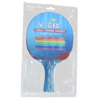 Custom Table Tennis Paddles For Competition , Best Ping Pong Paddle For Spin