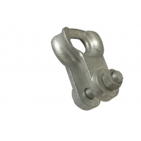 Cheap Thimble Clevis for Guy Grip Casting preformed dead-ends thimble clevis for pole line hardware wholesale