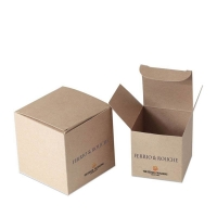 Cheap Foldable Paper Aromatherapy Candle Gift Packaging Box wholesale