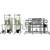 Cheap 2TPH RO Water Treatment System Plant For Irrigation / Drinking RO Filter System wholesale