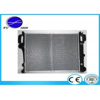 Cheap Benz S-CLASS Aluminium Car Radiators With Oil Cooler Plastic Tank Material wholesale