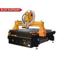Cheap DSP Control System Wood Sign Engraving Machines , High Precision Carpet Carving Machine wholesale