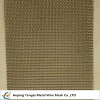 Cheap Stainless Steel Woven Decorative Wire Mesh wholesale