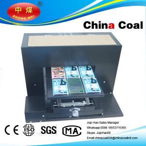Cheap Mini Digital UV printing machine for mobile phone shell wholesale