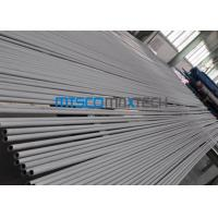 Cheap S31803 / S32205 Small Size 1 / 2 Inch Duplex Seamless Steel Tube For Chemical wholesale