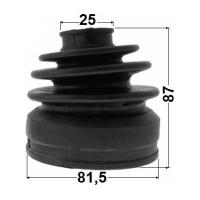 Cheap MITSUBISHI Automotive Rubber Boot Inner Cv Joint Kit 3817A150 49595-2S000 wholesale