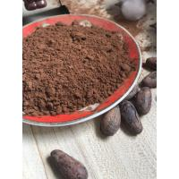 Cheap FIRST 10-14% Brown Alkalized Cocoa Powder HALAL Characteristic Cocoa Flavour wholesale