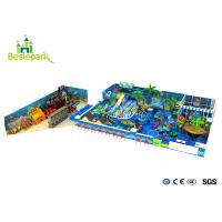 Quality Amusement Park Children Indoor Playground , Indoor Playground Equipment for sale