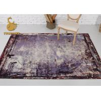 Cheap Fashionable Modern Floor Rugs And Carpets 100% Polyester Material for sale