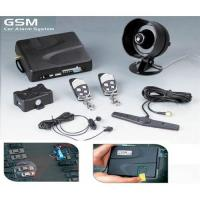 Cheap Car gsm security system wholesale