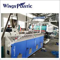 China Wholesale PVC Plastics Floor Sheet Extrusion Line / Calendaring Line on sale