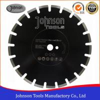 Cheap Long Life 350mm Diamond Cutting Disc With Undercut Protection wholesale
