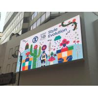 Cheap Outdoor Full Color Led Billboard Display for Advertising / P8 / P10 / P20 LED Board Sign wholesale