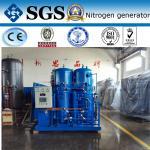Cheap Heat Treatment High Purity PSA Nitrogen Generator / High Pressure Nitrogen Generator wholesale