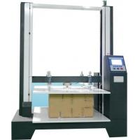 Cheap Accuracy ±1% Electric Type Package Container Compression Tester, Compressive Strength Test Machine wholesale