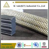Cheap Competitive elevator wire rope manufacture wholesale
