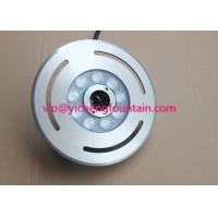 Cheap 220mm Dia. Underwater Pond Light With Drain 32mm Middle Hole 12 Watt Submersible Type wholesale