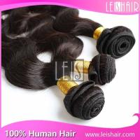 5A 100% natural indian temple hair body wave