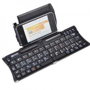Cheap Folding Portable Bluetooth Keyboard Ultra-light Keyboard for laptop wholesale