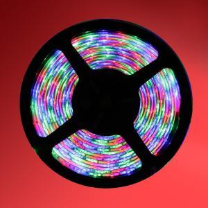 Cheap 5M 300 Leds LED RGB Strip 3528 SMD Flexible None-Waterproof LED light IR Remote Garden Par wholesale