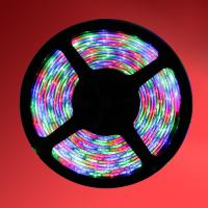 Cheap RGB SMD 3528 5M 300 LEDs LED RGB Strip None-Waterproof Flexible LED Strip Rope light wholesale