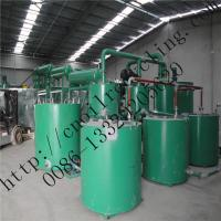 Cheap ZSA-3 China waste oil vacuum distillation recycling base oil machine wholesale