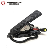 Buy cheap Truck Crane Parts A2299000088534 Cummins Accelerator Pedal JP0831S Throttle from wholesalers
