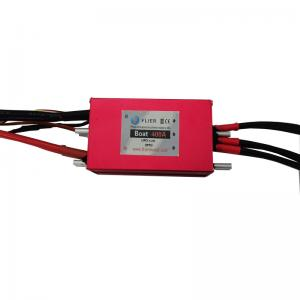 Cheap RC Hobby Mosfet Waterproof Brushless ESC 22S 400A One Year Warranty wholesale