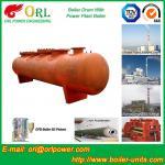 Cheap SA516GR70 Steel steam boiler mud drum ASME wholesale