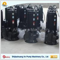 Cheap swimming pool equipment vertical inline sewage suction pump wholesale