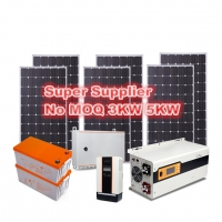 Quality Low Iron Temered Glass IP65 Solar PV Panel Mono-Crystalline Silicon Solar Module for sale