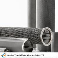 Cheap Filter Cartridges|Wire Mesh Filter for Filtration Made by Stainless Steel wholesale