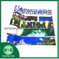 China wholesale Custom sublimated printed elastic waist band