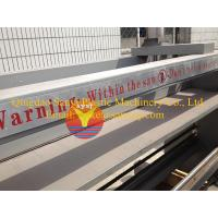 Cheap Plastic Extrusion Machinery/PVC Foaming Board Equipment wholesale