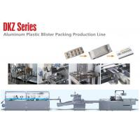 Cheap DKZ Series Pillow Packing Machine Blister Line 380V 50Hz 8KW With CE Certification wholesale