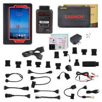 Cheap Launch X-431 V 8inch Tablet Scanner Wifi/Bluetooth Full System Launch X431 V Diagnostic Tool wholesale