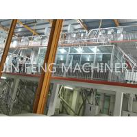 China Turnkey Project Free Design Rice Mill Plant Rice Milling Equipment Easy To Operate And Maintain on sale
