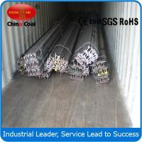 Cheap 15kg/m Railroad light steel rail wholesale