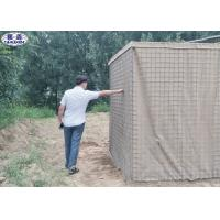 Buy cheap Weld Gabion Barrier Heavy Hot Dipped Galvanized Feature ISO Certification from wholesalers