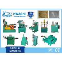 China Hwashi 1 year warranty High Effiencicy Home Fan Guard Production Line Making Machines Automatic Spot Welding Machine on sale