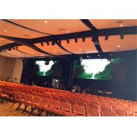Cheap Large Electronic Signs Outdoor Rental Led Display For Stage Concerts Events CE / FCC wholesale