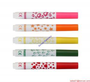 Cheap fashion cheap funny promotional mini water color marker pen wholesale